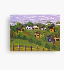 Our Community  Canvas Print