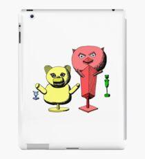 Fantastic Four Bears iPad Case/Skin