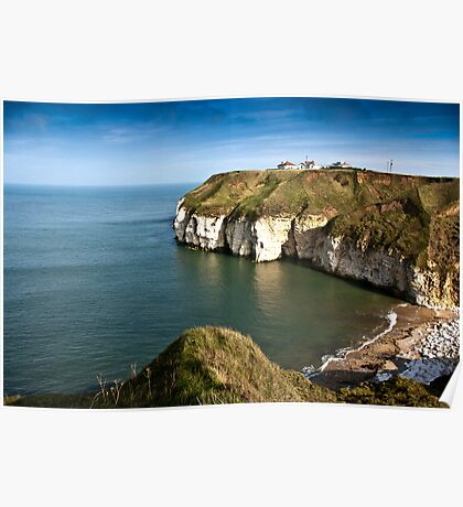Thornwick Bay Poster