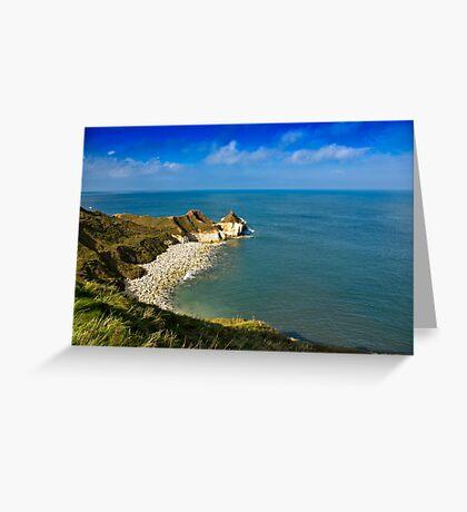 Thornwick Bay  #2 Greeting Card