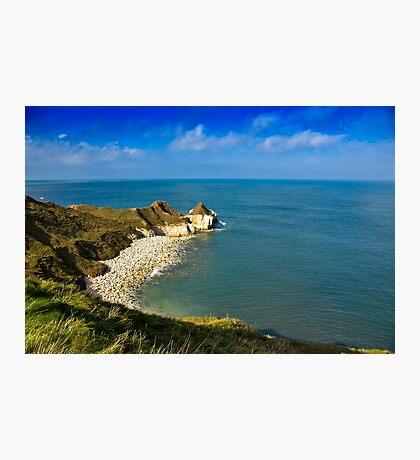 Thornwick Bay  #2 Photographic Print