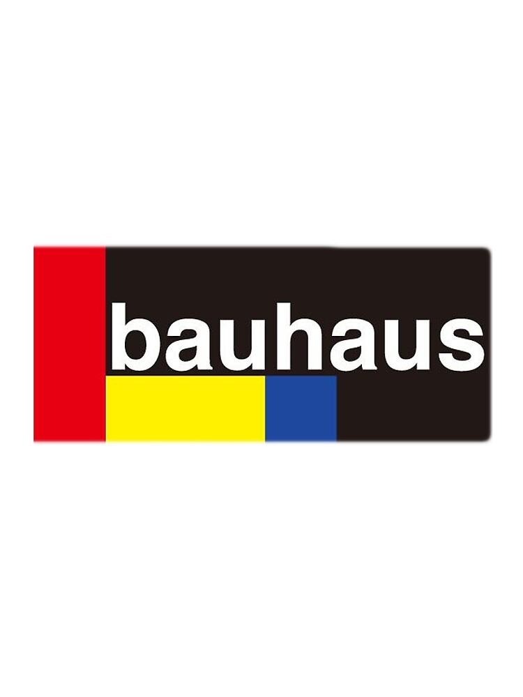 bauhaus by monomachine
