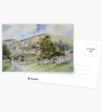 Muker, Swaledale, Yorkshire Postcards