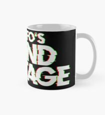 Mr Biffo's Found Footage Classic Mug