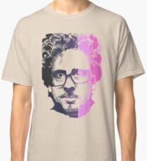 Tim Burton in stripes! Classic T-Shirt