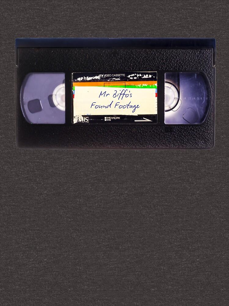 Mr Biffo's VHS Tape by Digitiser