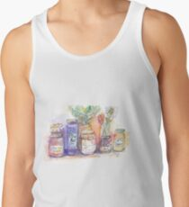 French Country Kitchen Jams Tank Top