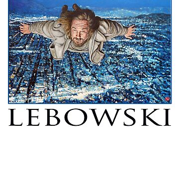 The Flying Lebowski by donnaroderick