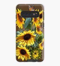 Yellow Sunflowers for Wisdom, Harmony   Case/Skin for Samsung Galaxy