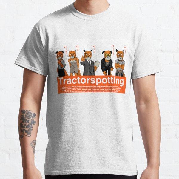 Tractorspotting Classic T-Shirt