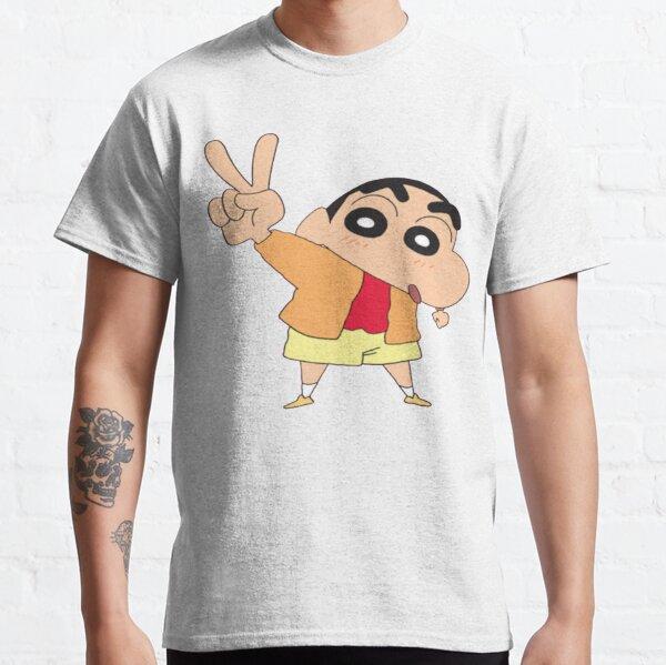 lápiz shin-chan Camiseta clásica