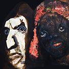 Faces, Bernard Lacoque-1 by ArtLacoque