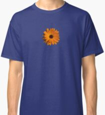 Orange power flower Classic T-Shirt