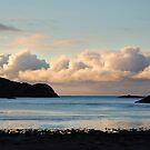 evening clouds by Mitch  McFarlane