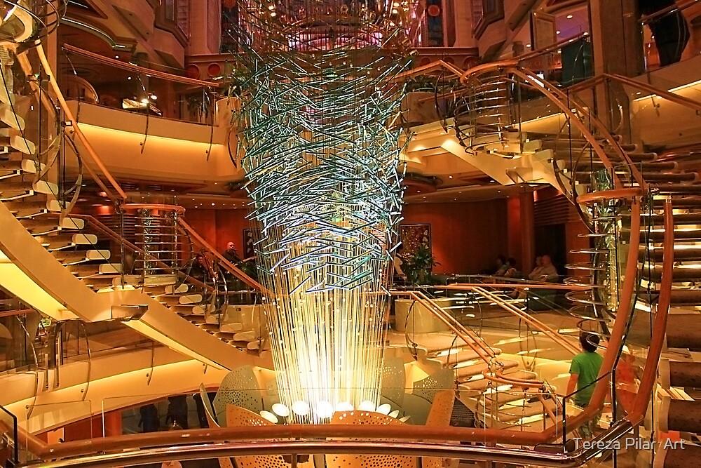 """Adventure of the Seas"" . 3 by terezadelpilar ~ art & architecture"
