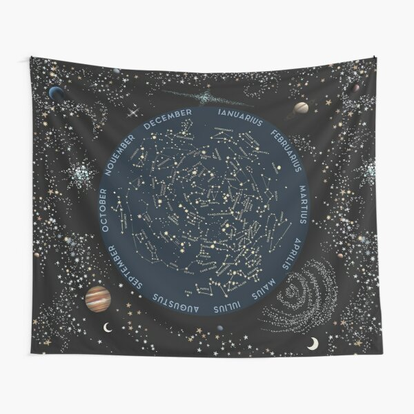Come with me to see the stars Tapestry