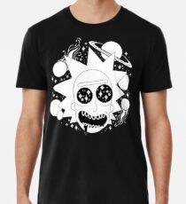 aw jeez, rick! Premium T-Shirt