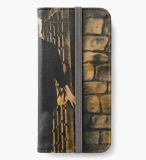 Trump: the Gate Keeper iPhone Wallet/Case/Skin