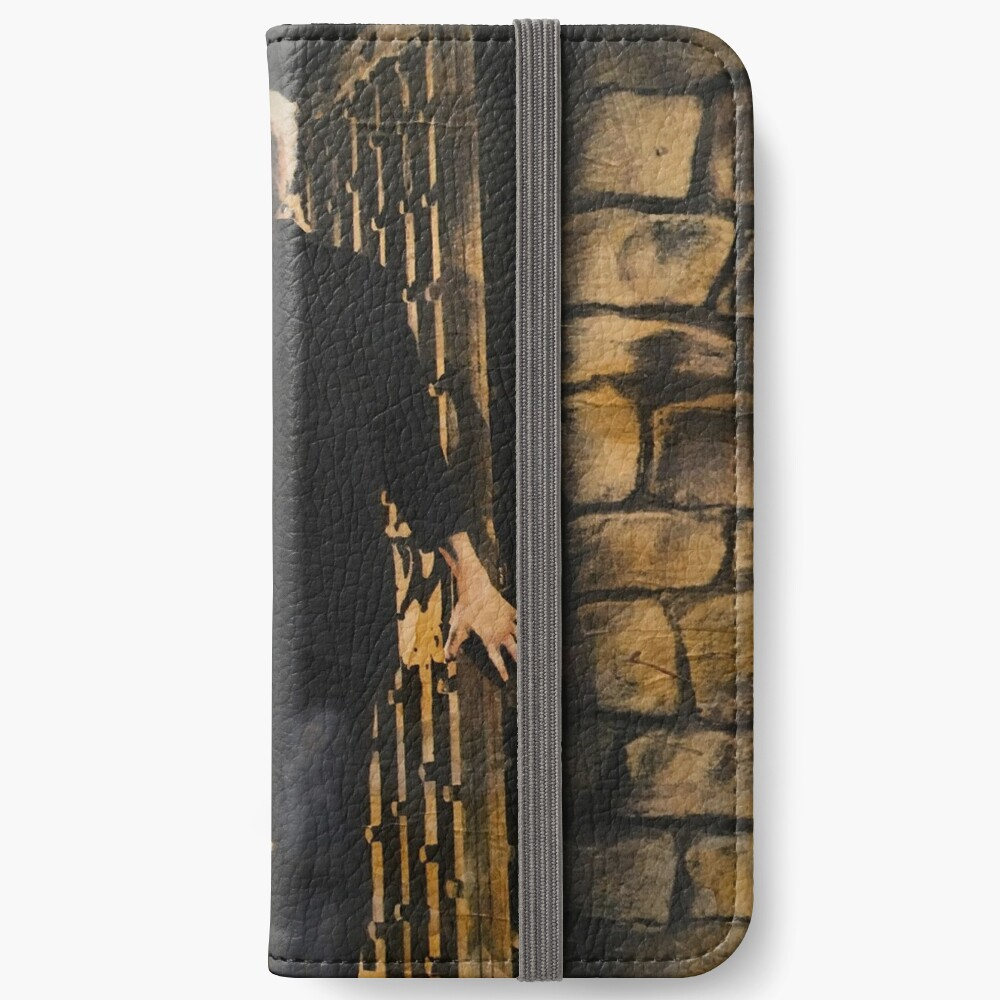 Trump: the Gate Keeper iPhone Wallet