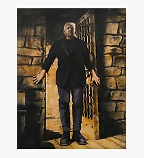 Trump: the Gate Keeper Photographic Print