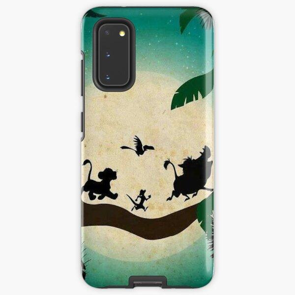 Simba - Lion King Samsung Galaxy Tough Case