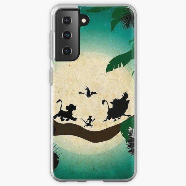 Simba - Lion King Samsung Galaxy Soft Case