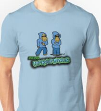 The Flight of the Conchords - The Hiphopopotamos T-Shirt