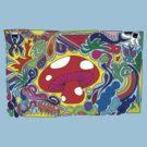 The Magic Mushroom - Mushiepower! by bleedart