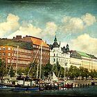 Helsinki Waterfront by Jonicool