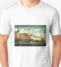 Helsinki Waterfront Unisex T-Shirt