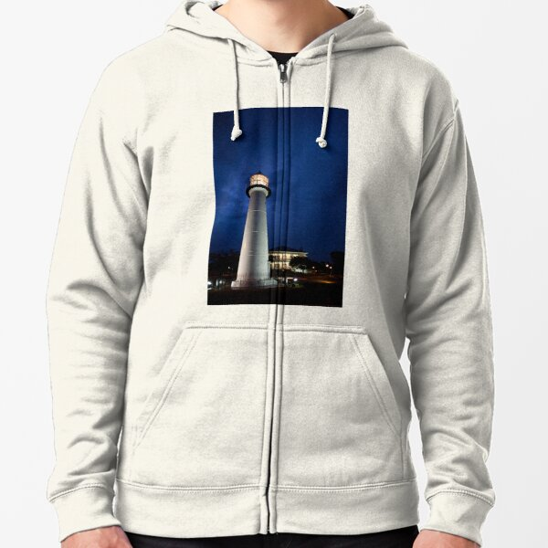 Lighthouse At Night Sweatshirts Hoodies Redbubble