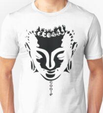 Buddha Face Unisex T-Shirt