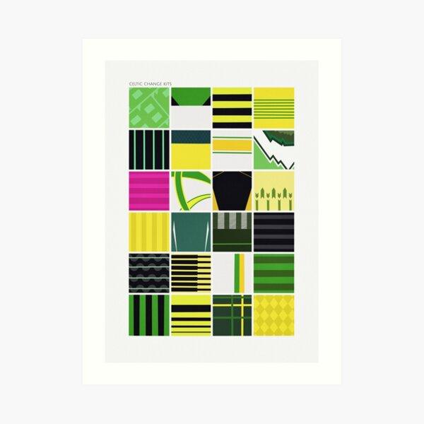 Celtic Change Kits  Art Print