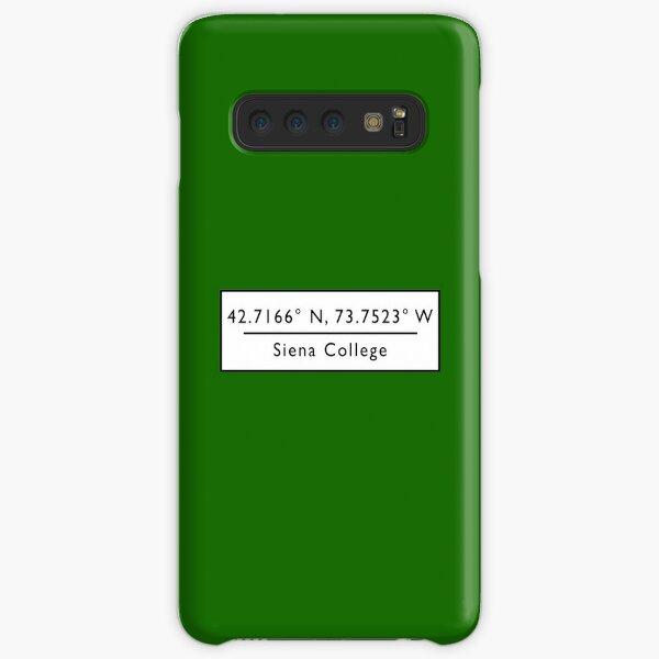Siena College Samsung Galaxy Snap Case
