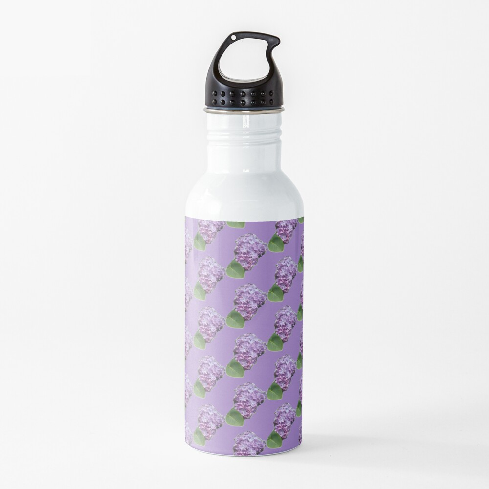 Spring Lilac Water Bottle