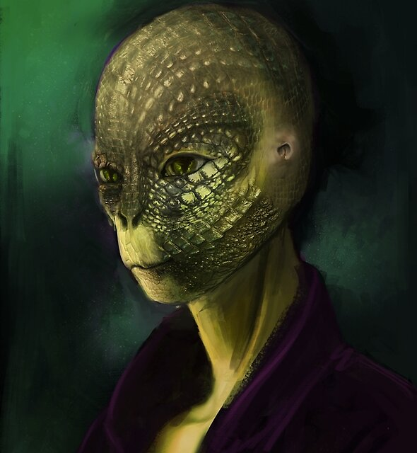 Reptilian by indigotribe