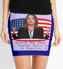 Marianne Williamson Card Mini Skirt