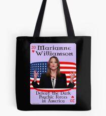 Marianne Williamson Card Tote Bag