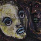 Faces, Bernard Lacoque-3 by ArtLacoque
