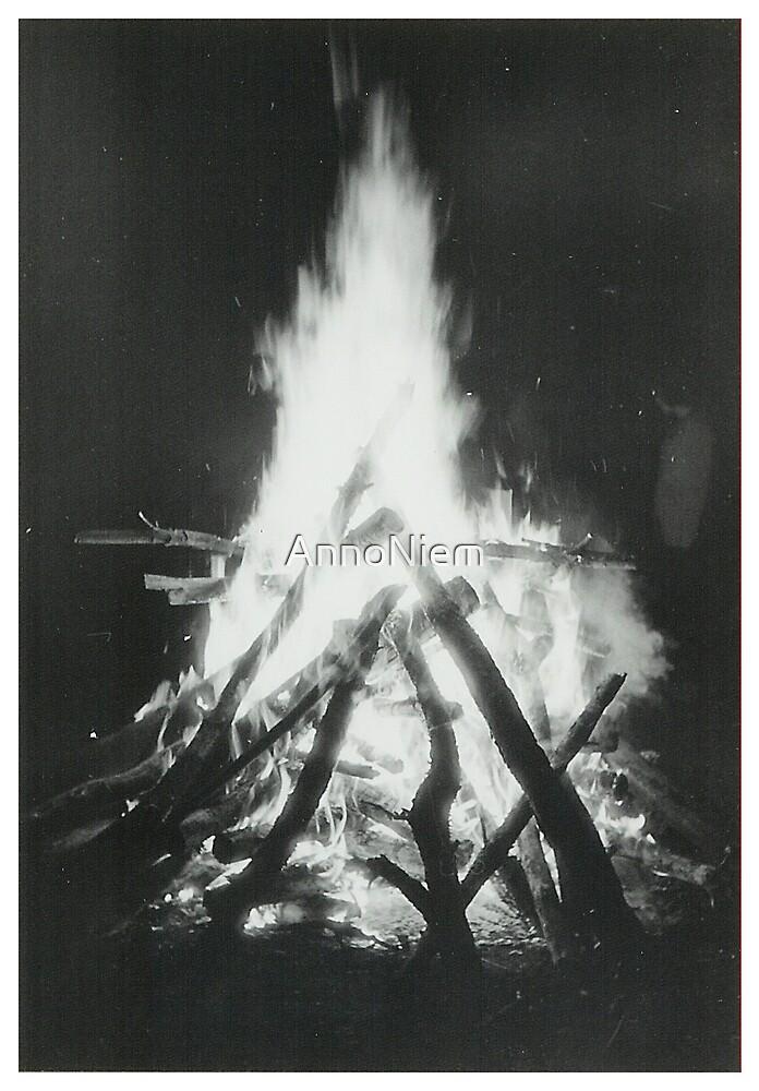 Oldskool Camp Fire by AnnoNiem