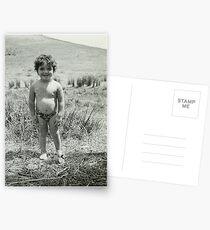 Oldskool Happy Postcards