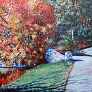 'Autumn Blaze' by Jerry Kirk