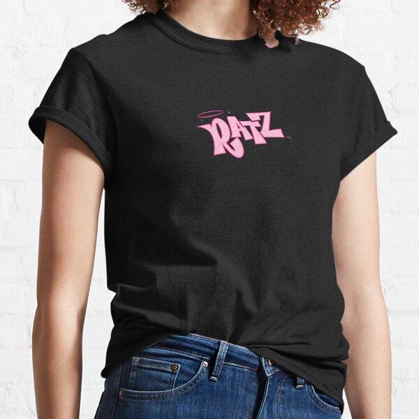 Logo de rats scintillants T-shirt classique