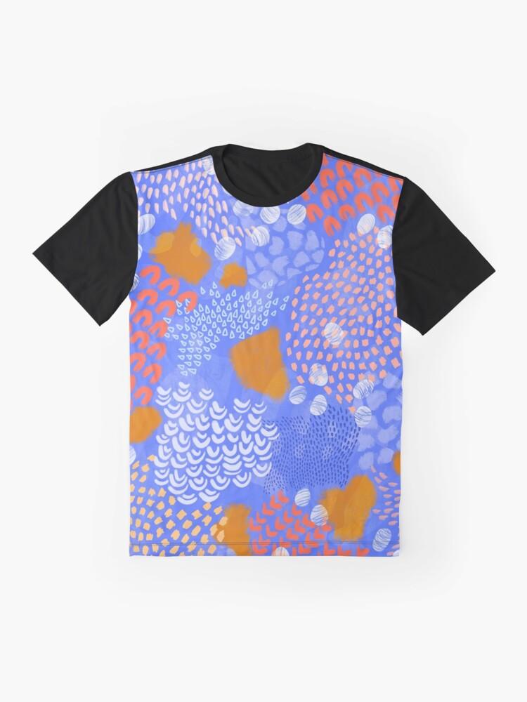 Alternate view of Midnight Garden Graphic T-Shirt