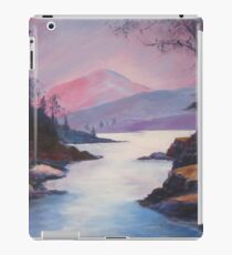 SHINING WATER iPad Case/Skin