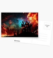 Witch House Postcards