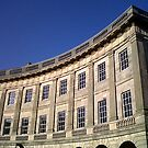 Crescent at Buxton, Derbyshire by Joy Williams