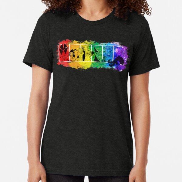 Villains' Pride Tri-blend T-Shirt