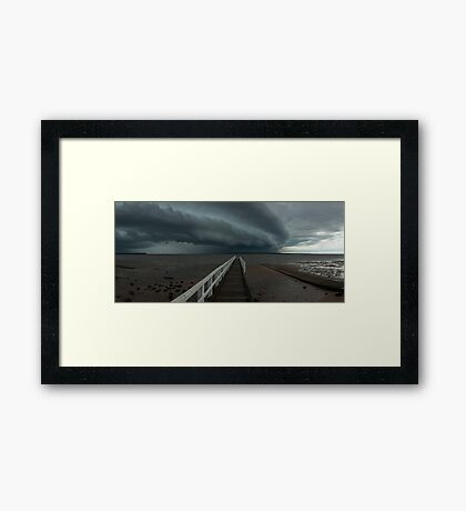 Walk on the wild side... Framed Print