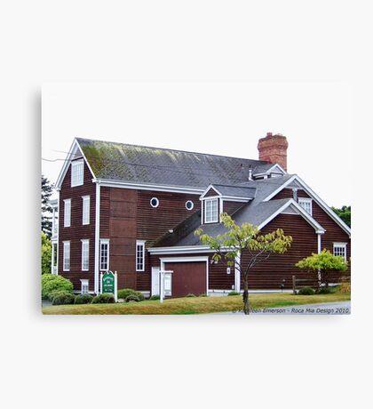 Ravenscroft Inn - Port Townsend, Washington Canvas Print